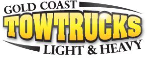 Gold Coast Tow Trucks Light and Heavy Logo